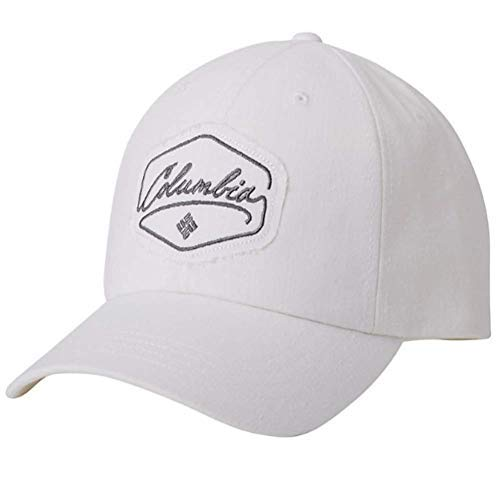 Columbia Women's Summer Time Ball Cap, White Patch, One Size