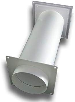 Rejilla de ventilación estándar con tubo telescópico.: Amazon.es: Bricolaje y herramientas