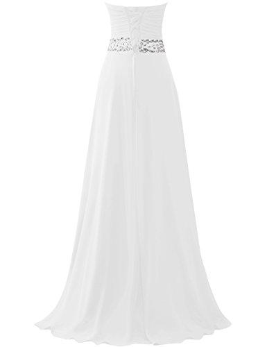 Sans Robe Rose Robes Longue Bretelles Demoiselle Soirée Jaeden Foncé D'honneur Fête De wYggq8