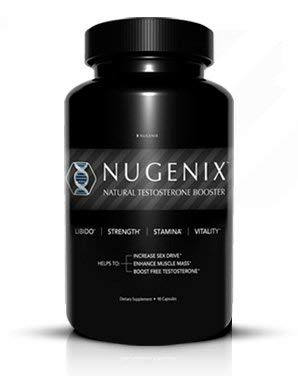 (Nugenix Natural Testosterone Booster Capsules, 90 Count)