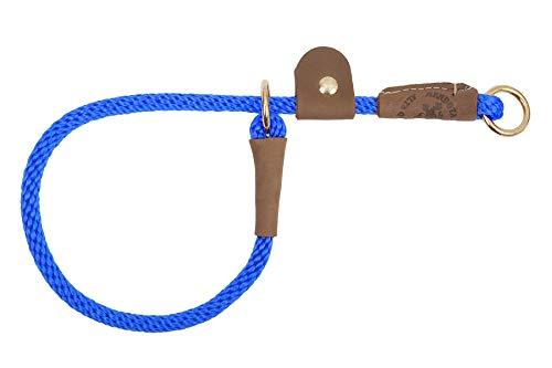 Mendota Pet Pro Trainer Slip Collar Blue - 26
