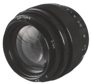 Jupiter 9 85 mm F2 Ruso Retrato Lente para Sony Alpha cámaras ...