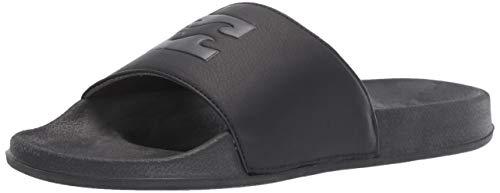 Billabong Men's Poolside Slide Sandal, Stealth, 8 M US
