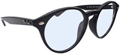サングラス RX2180VF 2000 51サイズ ライトカラーレンズセット RayBan メガネフレーム 紫外線カット ラウンド 丸メガネ 黒縁 Ray-Ban LIGHT COLORS 薄い色
