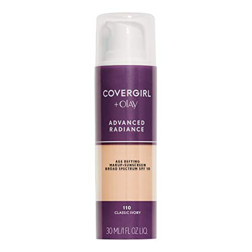 COVERGIRL Advanced Radiance Age Defying Liquid Foundation in Classic Ivory