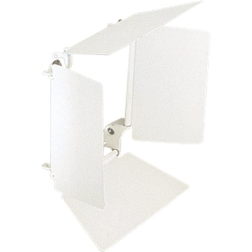 Progress Lighting P8515-28 Barn Door Track Accessory, Bright White