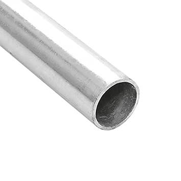 Sehr Stahlrohr/Rundrohr geschweißt - verzinkt - 1