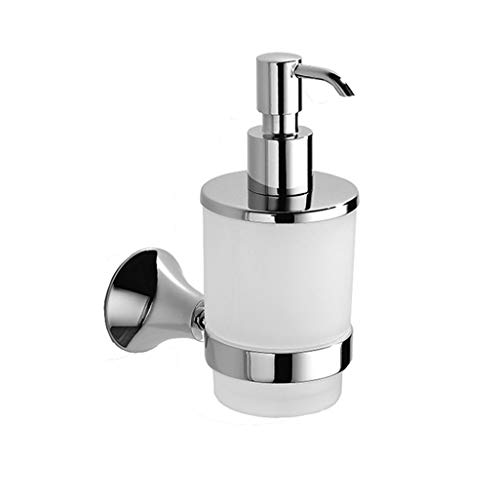 Kylinssh Soap Dispenser for Kitchen Sink, Stainless Steel, Commercial Grade Liquid Dish Dispensers Pump, Built in Design 300ml