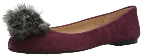 French Suede Sole Flats (French Sole FS/NY Women's Zowie Ballet Flat)