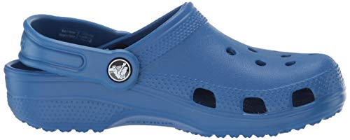 Crocs Kids' Classic Clog, blue jean, 6 M US Toddler by Crocs (Image #7)