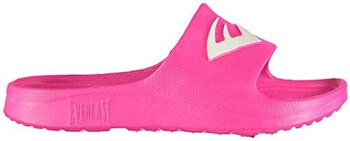 Everlast Kids Childrens Sliders Pool Shoes Slip On Strap