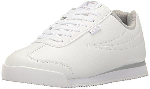 Chaussure De Randonnée Fila Womens Mezago 2 Blanc / Blanc / Argent Métallisé