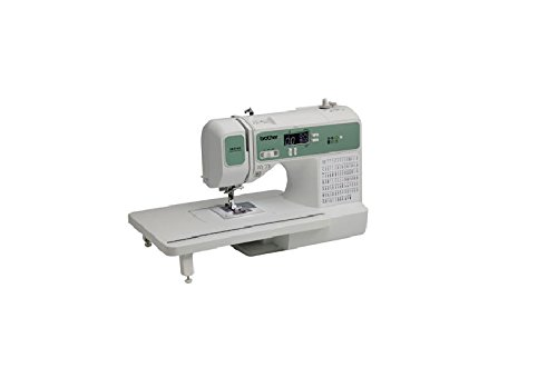 UPC 795622576193, Brother XR3140 Computerized Sewing Machine 140 Built-in Stitches, 55 Built-in Alphanumeric Characters