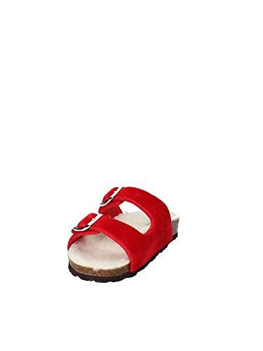 Scalzato Rosso GRUNLAND GRUNLAND CB1679 CB1679 Donna qRTtt
