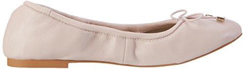 Buffalo London 216-6219 Nappa Leather, Bailarinas Mujer Rosa (Nude 01)
