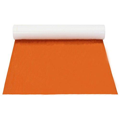 HITSAN 1200mmx2000x6mm EVA Foam Sheet Orange Marine Flooring Teak Boat Yacht Decking Sheet One Piece