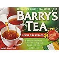 Barry's Tea Irish Breakfast Teabags (80) - Pack of 4