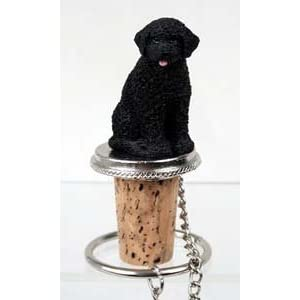 Conversation Concepts Portuguese Water Dog Bottle Stopper 14