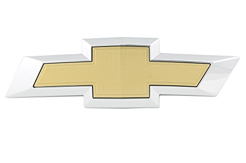 - OEM NEW Front Bumper Grille Emblem Badge Gold Bow Tie Gold Chevrolet SS 92252462