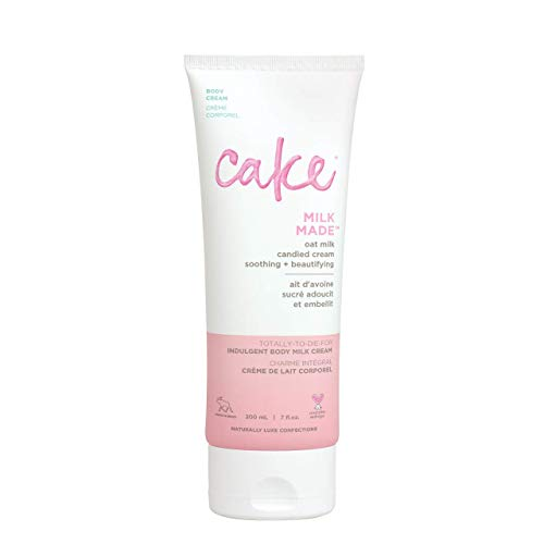 Cake Beauty Milk Made Indulgent Body Milk Cream, 7 Ounces