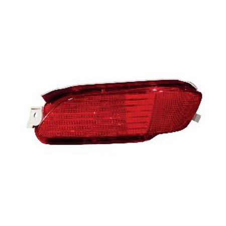 Fits Lexus RX 330 2004-2006/RX 350 2007-2009/RX 400h 2006-2007 Rear Side Marker Light Assembly Passenger Side (NSF Certified) LX2861102N