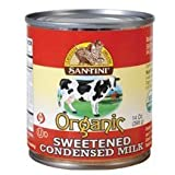 Santini Foods Inc Organic Sweetened Condensed Milk, 14 Ounce -- 24 per case.