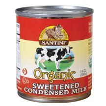 Santini Foods Inc Organic Sweetened Condensed Milk, 14 Ounce - 24 per case. by Santini Foods Inc