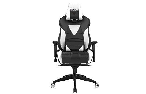 Gamdias Multi Color Rgb Gaming Chair High Back Adjusting
