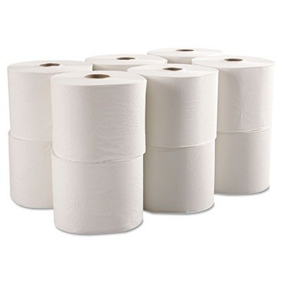 SCADR7050A Advanced RollNap Napkins, 1-Ply, 17 x 7.5, White, 500/Roll by SCADR7050A