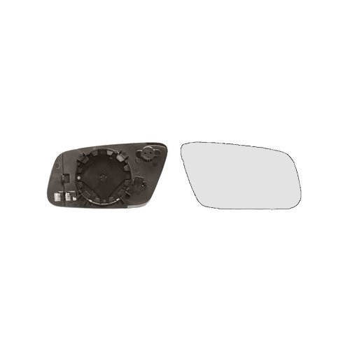 Au/ßenspiegel Van Wezel 317838 Spiegelglas