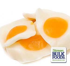 Vidal Large Gummi Fried Eggs - -