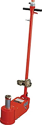 Norco Professional Lifting Equipment 72244 Heavy Duty 44 Ton Air/Hydraulic Floor Jack with2 Adapters