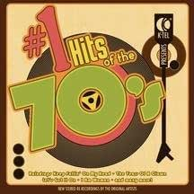K-Tel Presents: #1 Hits of the 70's