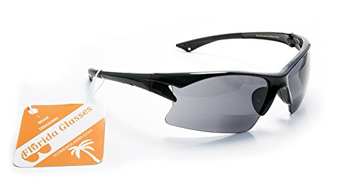 Bifocal Reading Sunglasses with Polycarbonate Lens for Sport , Cycling, Running, Fishing...