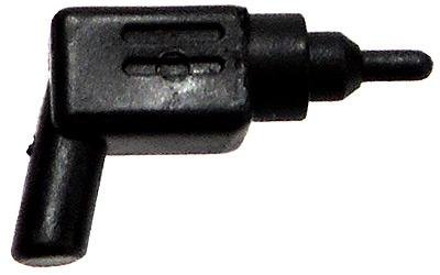 LEGO City LOOSE Accessory Black Power Drill