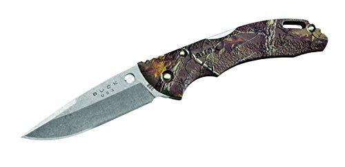 Buck Knives 0285CMS18 Bantam Folding Pocket Knife with Pocket Clip, Realtree Xtra Camo by Buck Knives (Image #1)