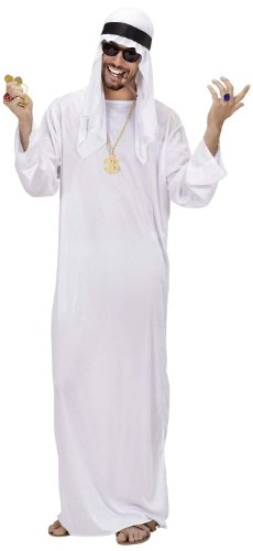 Small Adult's Arab Sheik Costume for $<!--$29.19-->