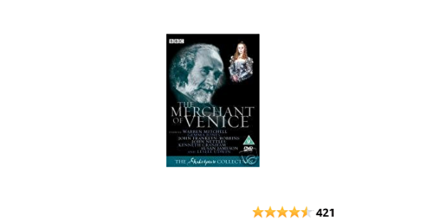 The Merchant Of Venice - BBC Shakespeare Collection 1980 by ...