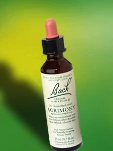 BACH FLOWER ESSENCES Flower Essence Agrimony 20 ML