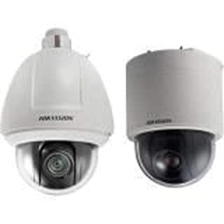 Hikvision Pro Series - Surveillance Camera - PTZ - Outdoor - Color (Day&Night) - 700 TVL - Composite - AC 24 V
