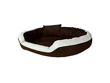 Artur Soja Lujo Perros sofá Cama para Perros Dormir Espacio Cesta Perros Cojín de Cuero sintético tamaños: M de XL: Amazon.es: Productos para mascotas