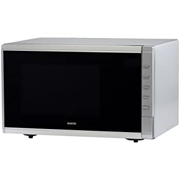 Amazon Com Sanyo Em C6786v 1 Cubic Foot Microwave Oven