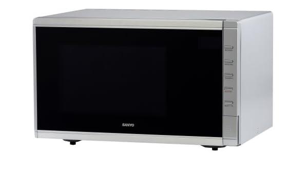 Sanyo EM-C6786V, 120V, 60 Hz, Plata, 520.7 mm, 504.82 mm ...