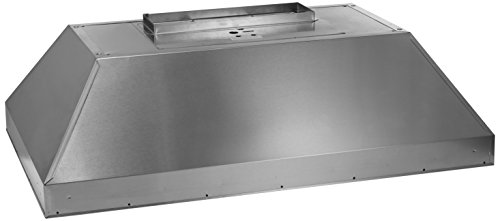 Island Steel Liner Hood Stainless (Vent-A-Hood 550 CFM Island Insert Liner, 42