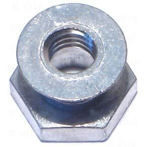 5/16-18 Breakaway Nut Zinc (8 pieces) by Monster Fastener