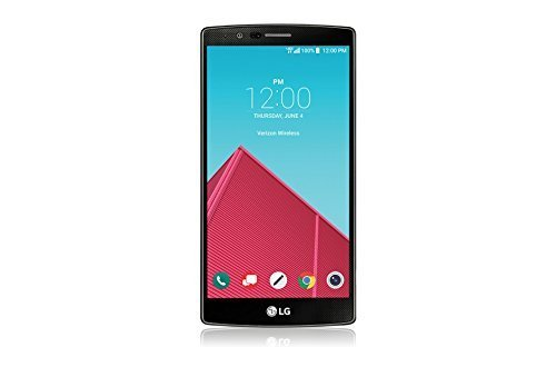 LG G4 VS986 32GB Ceramic White - Verizon (Certified (Lg Quantum Screen)