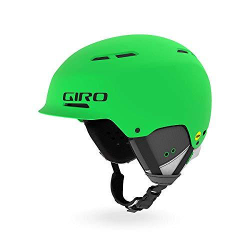 Giro Trig MIPS Snow Helmet Matte Bright Green MD 55.5–59cm