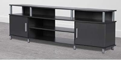 Amazon Com Ameriwood Home Carson Tv Stand For Tvs Up To