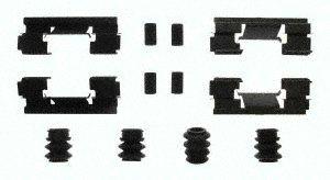 Carlson Quality Brake Parts H5781Q Disc Brake Hardware Kit