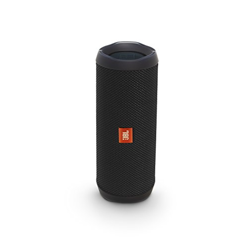 JBL FLIP4 Bluetooth스피커 IPX7방수/passive 라지에타 탑재/포터블 블랙 JBLFLIP4BLK 【국내 정규품】